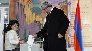Armenia votes to give presidential powers to PM