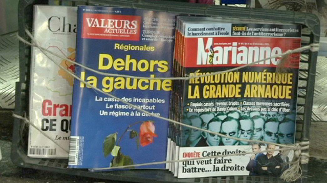 Frankreich nach der Regionalwahl tief gespalten