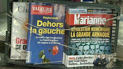 Descontento entre muchos franceses por el éxito del Frente Nacional