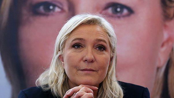 Erdrutsch-Sieg für Marine Le Pen
