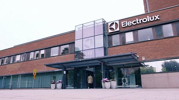 Electrolux shares fall after General Electric pulls plug on deal