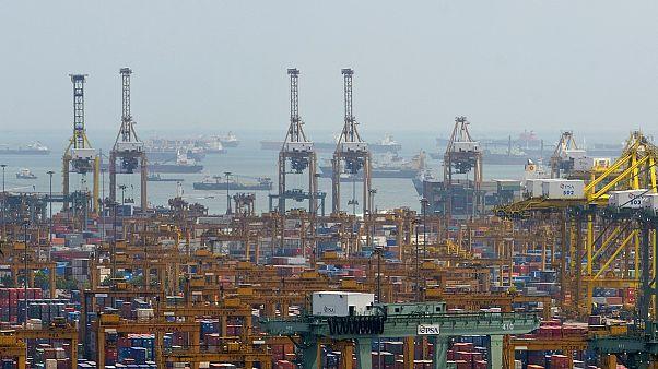 Szingapúri-francia konténerhajózási cégegyesülés