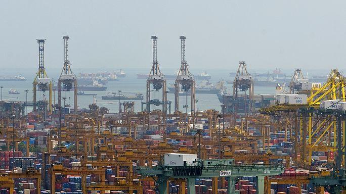 Transport maritime : CMA CGM veut s'offrir son concurrent NOL