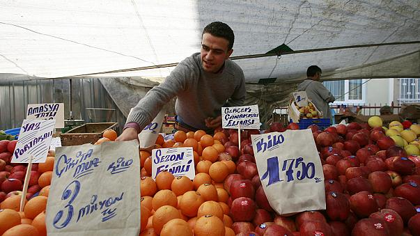 Türkei Verlierer im Wirtschaftskonflikt mit Russland