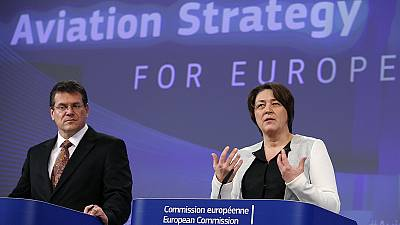 Brüssel will europäische Fluggesellschaften stärken