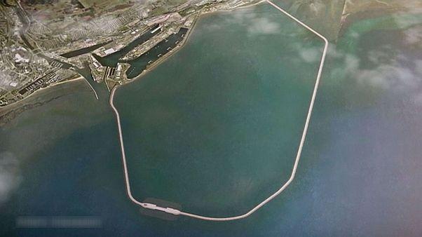Áramtermelő árapály-lagúna épül Wales-ben
