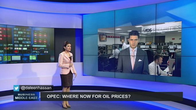 هل تتوهج نيران حرب اسعارالنفط بعد اوبك ؟ و وزيرالنفط الاماراتي ليورونيوز: الازمات تشكل لنا فرصا جديدة