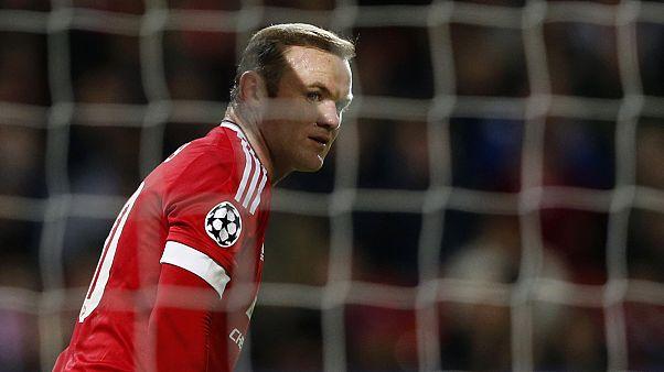 BL: Rooney nélkül vívja élethalálharcát a Manchester United