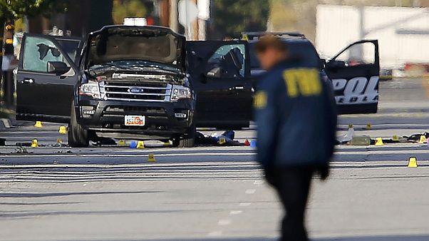 """EUA: Atacantes de San Bernardino""""foram radicalizados"""""""