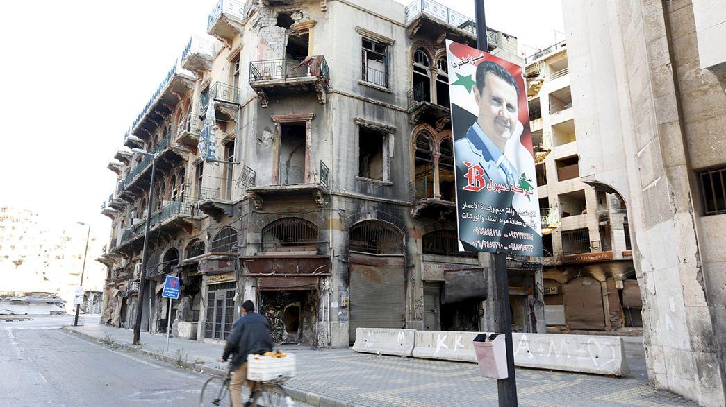 Oposição síria reúne-se na Arábia Saudita