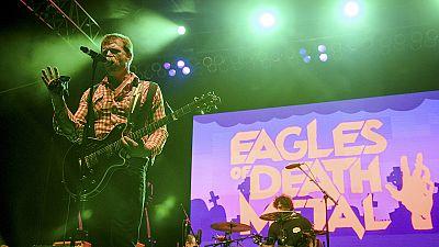 Retour des Eagles of Death Metal sur une scène parisienne