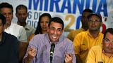 Venezuela's opposition awaits final count but claims a convincing election win
