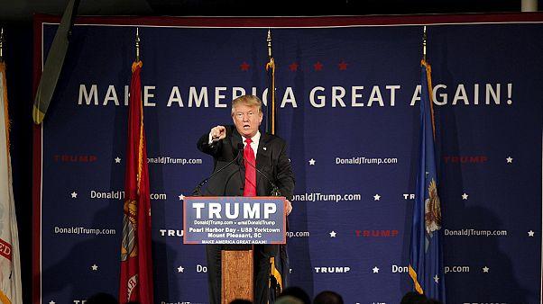 Donald Trump: Tiltsák be a muszlimok belépését Amerikába!
