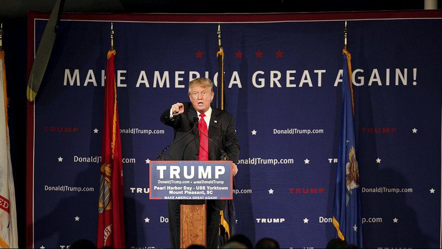 US-Präsidentschaftskandidat Trump fordert Zuwanderungsverbot für Muslime