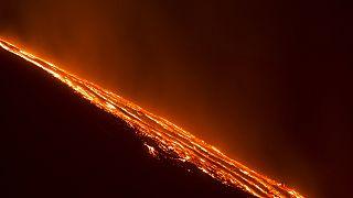 Images à couper le souffle de l'Etna en éruption