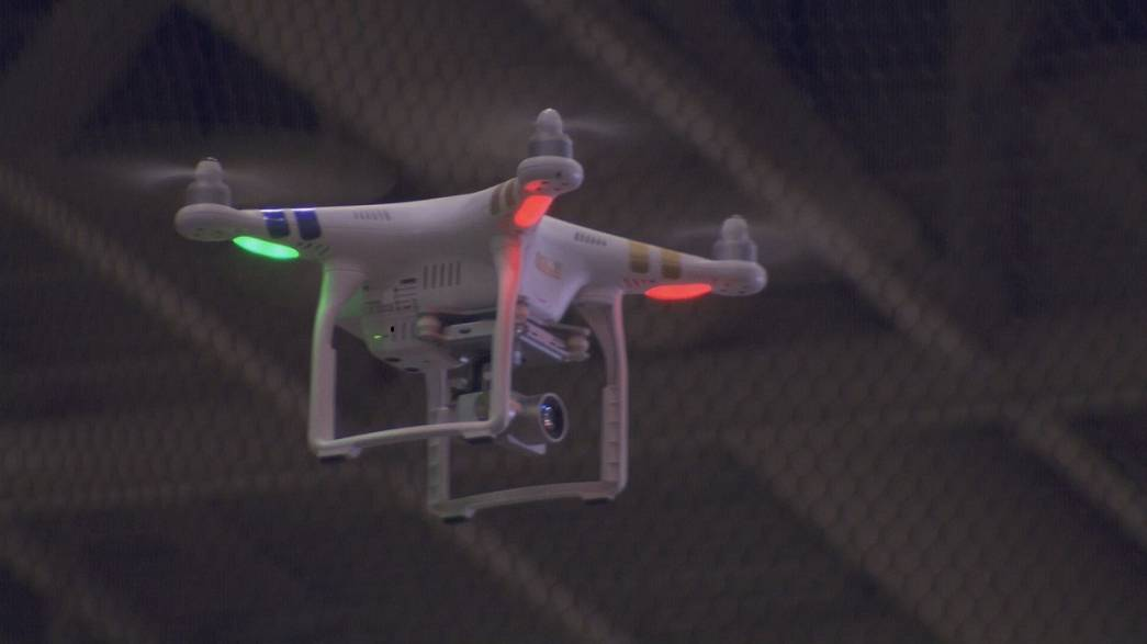 Washington: il drone sempre piu' in alto