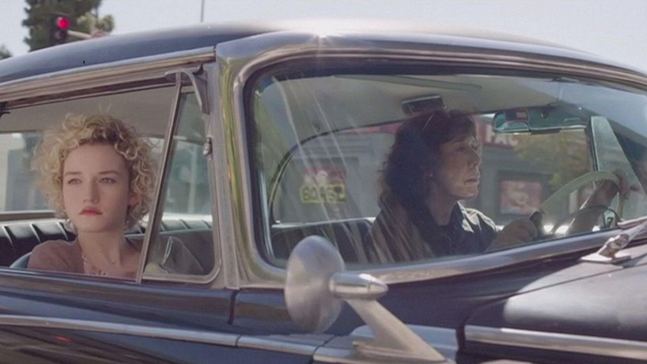 Lily Tomlin'den harika bir komedi: 'Grandma'