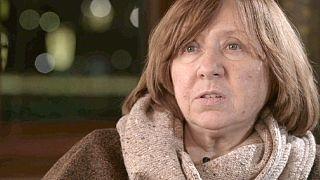 """Swetlana Alexijewitsch: """"Alle russischen Schriftsteller, die den Nobelpreis bekommen haben, wurden verfolgt."""""""