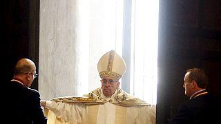Vatican : lancement d'une Année sainte, sous le signe de la miséricorde (et de la sécurité)