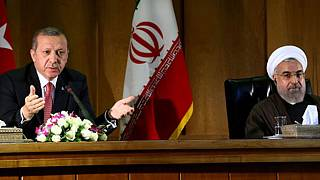 ادامه تنش لفظی میان ایران و ترکیه: ایران میگوید نوار مکالمه موجود است