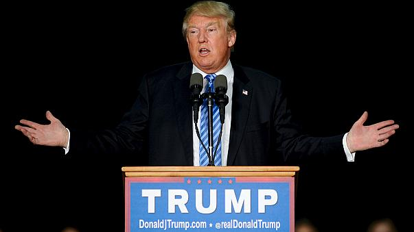 Trump: reaction swings from anger to derision