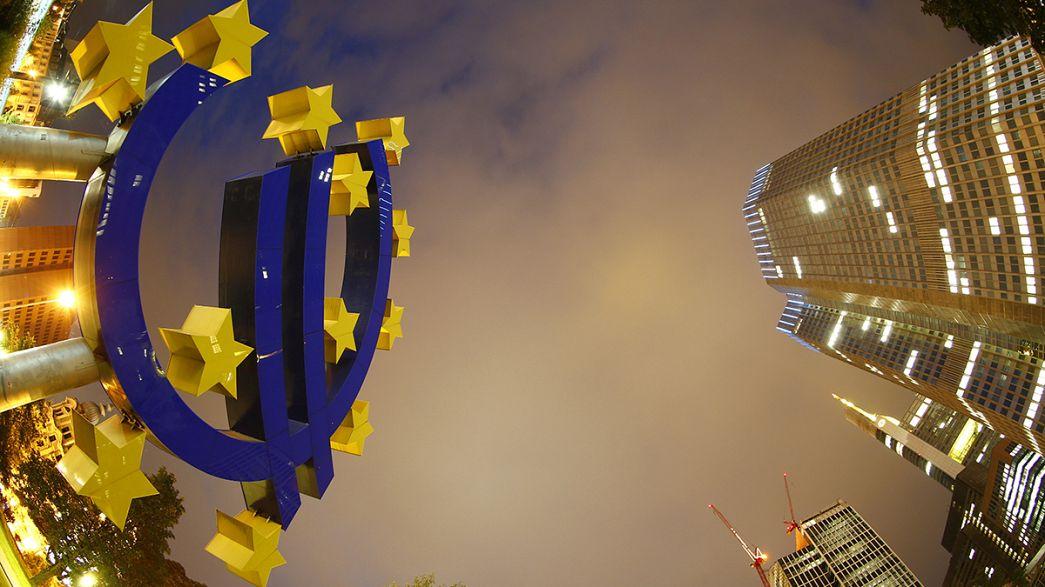Eurozona, confermata la crescita dello 0,3% nel 3° trimestre