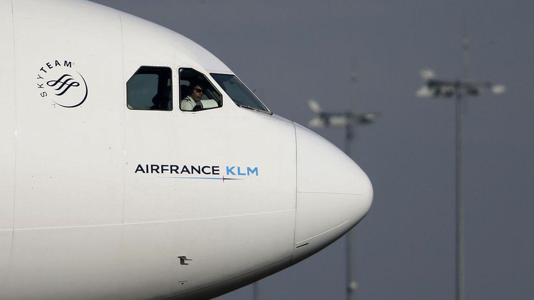 تداعيات هجمات باريس: إير فرانس تخسر حوالى 50 مليون يورو