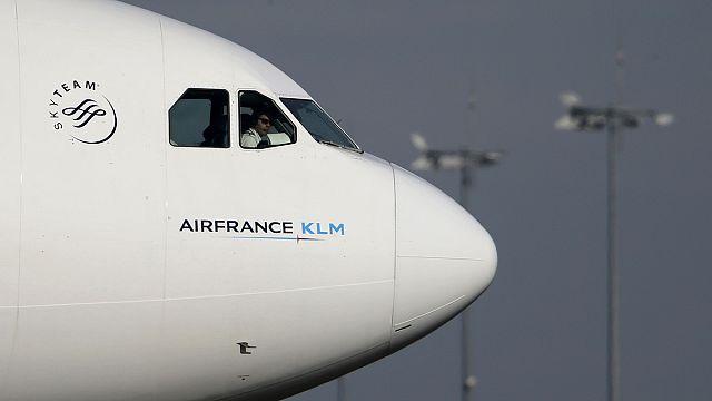 Air France-KLM потеряла 50 миллионов евро из-за парижских терактов