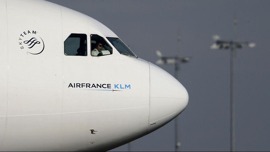 Air France-KLM calcula en 50 millones de euros sus pérdidas en noviembre por los atentados en París