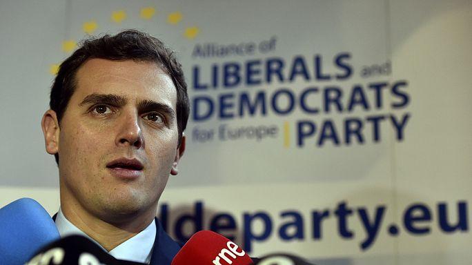 Erősödőben az új spanyol pártok