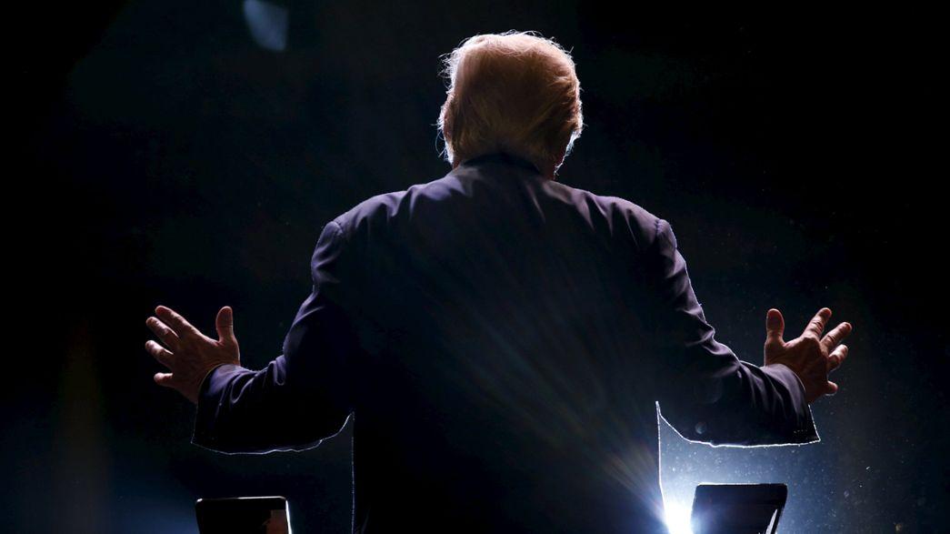Los republicanos se desmarcan de Donald Trump