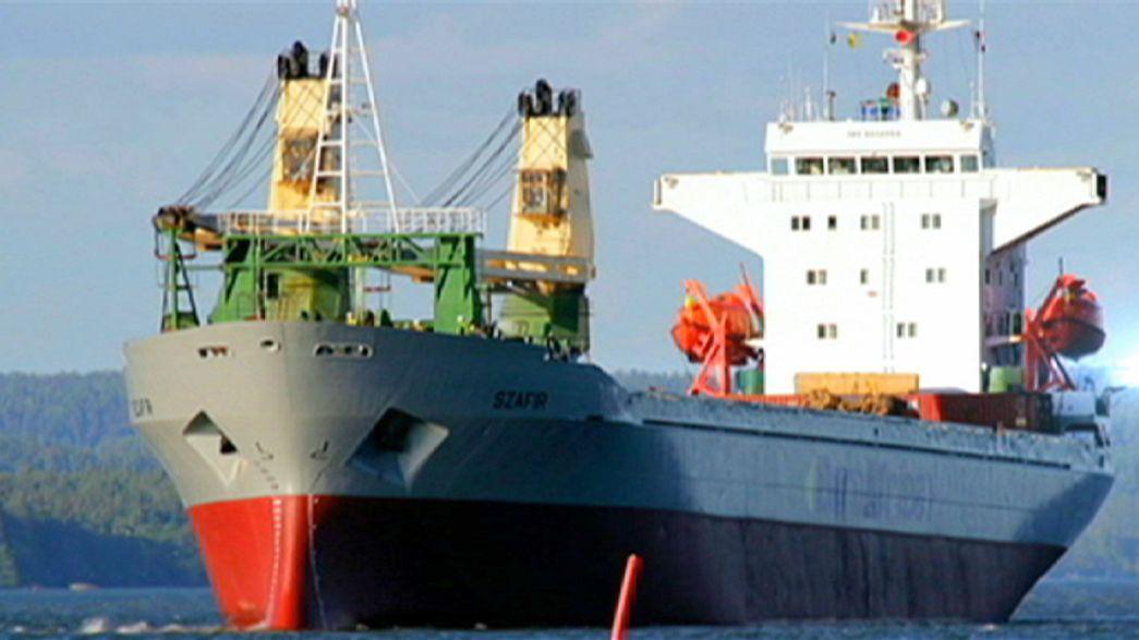 Libération de cinq marins polonais enlevés au Nigeria