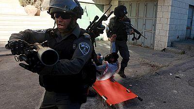 Muere un joven palestino en enfrentamientos con el ejército israelí