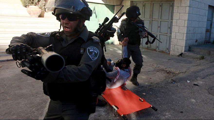 Israeli troops accused of shooting dead Palestinian protester in Bethlehem