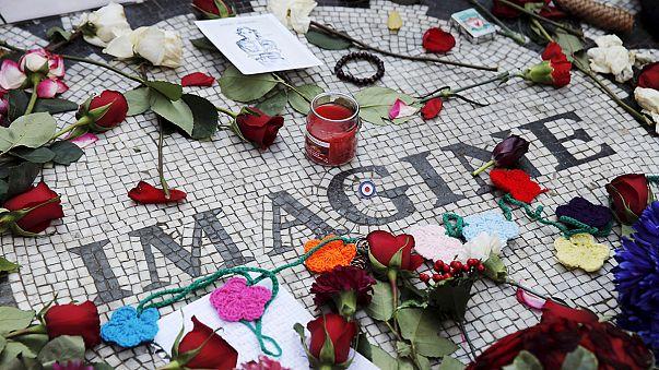 John Lennonért égtek a mécsesek New Yorkban