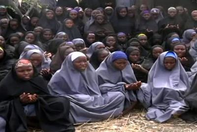Boko Haram released a video in 2014 on claiming to show missing Nigerian schoolgirls and alleging they had converted to Islam and would not be released until all militant prisoners were freed.
