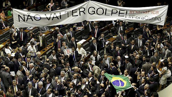 Brazil's Supreme Court halts impeachment against President Rousseff
