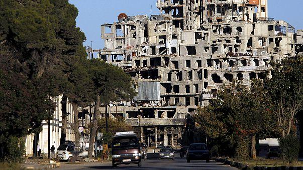 Homs: rebeldes sírios cumprem acordo de cessar-fogo