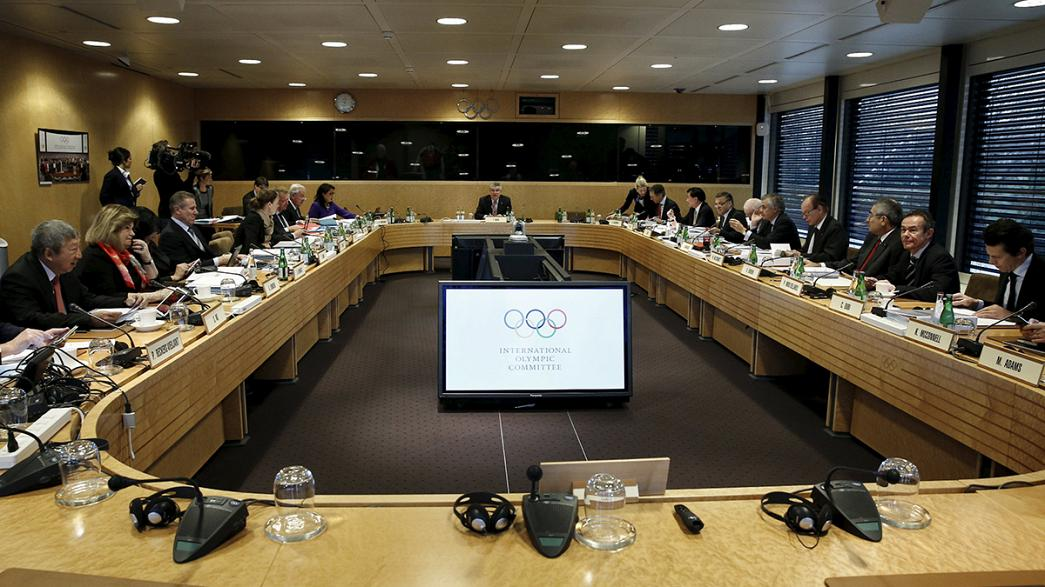 Mexico ban at Rio Olympics now unlikely, says IOC