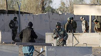 Taliban attack on Kandahar airport leaves almost 30 people dead