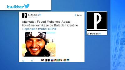 È un francese. Identificato dalla polizia terzo kamikaze che attaccò il teatro Bataclan