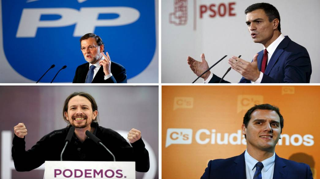 Elezioni in Spagna, per gli osservatori Ciudadanos sarà ago della bilancia