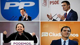Ισπανικές εκλογές:Η επαναχάραξη του πολιτικού χάρτη της Ισπανίας