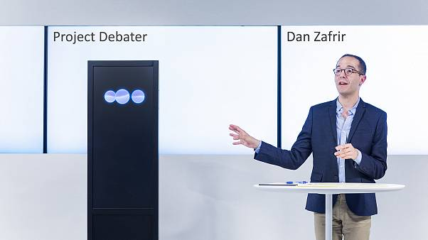 Image: IBM Project Debater