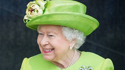 We\'re sure the queen was delighted by the news!