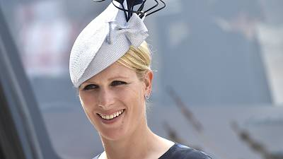 The queen\'s granddaughter Zara Tindall has given birth to her second child.