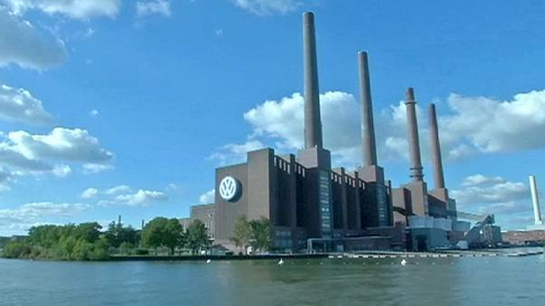 Volkswagen says CO2 deviations fewer than suspected