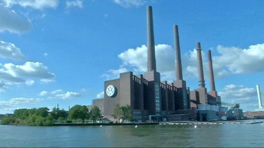 Volkswagen: λιγότερα τα εμπλεκόμενα αυτοκίνητα