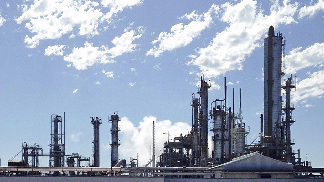 Gigantes dos químicos preparam fusão