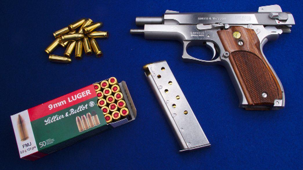 Smith and Wesson triplica lucros